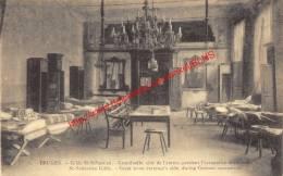 Gilde Sébastien - Grand'salle Pendant L'occupation Allemande - Brugge - Brugge