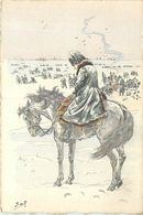 ILLUSTRATEUR  JOB  Empereur Napoléon 2scans - Illustratori & Fotografie