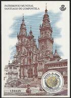 2018-ED. 5210 - Patrimonio Mundial. Santiago De Compostela-NUEVO - 2011-... Ungebraucht