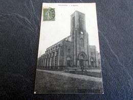 CPA - CHANDON (42) - L'église - 1918 - Other Municipalities