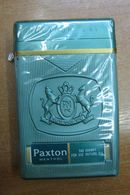 AC - PAXTON MENTHOL HARD PACK CIGARETTE UNOPENED BOX FOR COLLECTION - Other