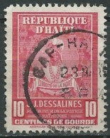 Haiti - - Yvert N° 321 Oblitéré   -  Cw31924 - Haiti