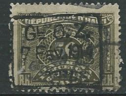 Haiti - Taxe  -  - Yvert N° 20 Oblitéré   -  Cw31927 - Haiti