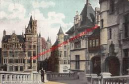 Le Steen Et Le Vleeschhuis - Antwerpen - Antwerpen