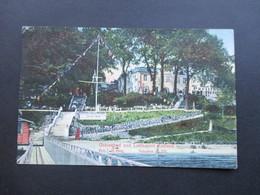 DR Nordschleswig / Dänemark 1911 Ostseebad U. Luftkurort Kollund. Besitzer C.M. Ries. Starnd Hotel. Wester - Satrup - Hotels & Gaststätten