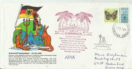 SAMOA  SCHIFSTEMPEL - Amerikanisch-Samoa