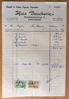 Dentergem - Huis Boucherie - Tabak Sigaren Sigaretten - Aarsele Astene 1963 - Belgique