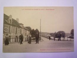 NANTEUIL-sur-MARNE  (Seine-et-Marne)  :  Route Nationale  1911    - Other Municipalities