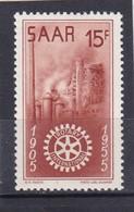 Saarland, Nr. 358** ( T 2433) - Ongebruikt