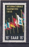Saarland, Nr. 359** ( T 2435) - Ongebruikt