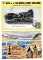 LOT  DE 40 CARTES  POSTALES    SALON  DE  CARTES  POSTALES  N39 - Cartes Postales