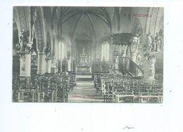 Trazegnies Intérieur De L'Eglise - Courcelles