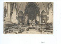 Sibret Intérieur De L'Eglise - Vaux-sur-Sûre