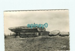 B - 56 - LOCMARIAQUER - La Table Des Marchands - Megalithe - Dolmen - Locmariaquer