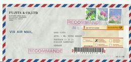 JAPAN CV 1997 - Lettres & Documents