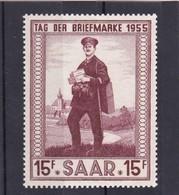 Saarland, Nr. 361** ( T 2440) - Ongebruikt