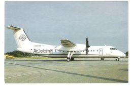Air Dolomiti - De Havilland DHC-B-311 Dash B - Avion - Flugzeug - Plane - Airplane - 1946-....: Moderne