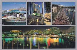 SIDNEY Harbour (Port De Sidney)  - Carte Multivues - - Sydney