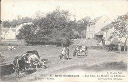 Lot N° 52 - 95 - RUEIL-SERAINCOURT - Lot De 4 Cartes Postales - Toutes Scannées - Postcards