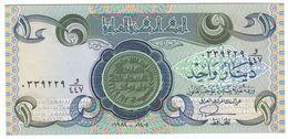Iraq P 69 A - 1 Dinar 1984 - UNC - Iraq