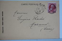 VERVIERS    ERNEST  COUNE  CARTE  POSTALE  DE  COMMANDE  1909 - Belgique