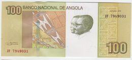 Angola NEW - 100 Kwanzas Oct 2012 ( 2017 ) - UNC - Angola