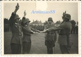 Wehrmacht - In Der Kaserne - ADOLF HITLER KASERNE - Artillerie Regiment 34 - Führereid - Guerra, Militari