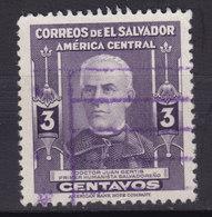 El Salvador 1947 Mi. 625    3 C. Juan Bertis Humanist - Salvador