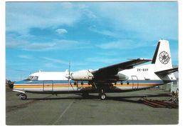 Mount Cook Airline - Fokker F-27-100 - Avion - Flugzeug - Plane - Airplane - 1946-....: Moderne