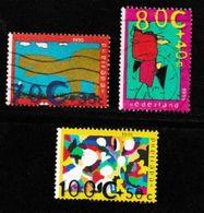 Nederland 1995 Kinder Zegels Gebruikt 1658-1660 # 1317 - Period 1980-... (Beatrix)