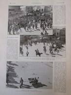 1933 Les Troubles De Palestine - Palestina