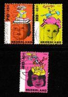 NEDERLAND 1996 Kinder Zegels Gebruikt 1698-1700 # 1324 - Used Stamps