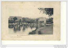CASTELNAUDARY LE LAVOIR ET LES CASERNE (LAVANDIERES) - Castelnaudary