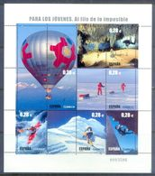 A216- Spain 2005 For The Young On The Edge Of The Impossible. - Spain
