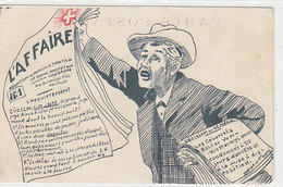 L'Affaire Des Colonels Egli & Von Wattenwyl.          (P-118-60806) - Satiriques