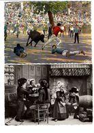 LOT  DE 48 CARTES  POSTALES  SEMI-MODERNE  DIVERS  FRANCE  N49 - Postcards