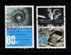 Nederland 1994 Combinatie Zegels Gebruikt 1612-1613 # 1309 - Period 1980-... (Beatrix)