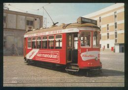 REPRO. Portugal. Lisboa. *Tranvías De Lisboa - Coche Nº 237...* Ed. Eurofer Nº 898. Nueva. - Tranvía