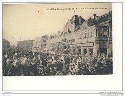 NICE CARNAVAL LE PECHEUR DE SIRENES CPA BON ETAT - Carnaval