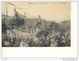 NICE CARNAVAL LE PRINTEMPS CHANTE - Carnaval