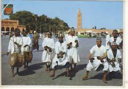 MARRUECOS TIPICO  MAROC TYPIQUE FOLKLORE - Afrique