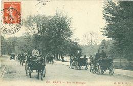 (75) PARIS : Bois De Boulogne (animée) - Francia
