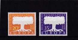 Saarland, Nr. 402/03** ( T 2465) - Ongebruikt