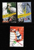 NEDERLAND 1998 Vogels KNLTB Zegels Gebruikt 1811-1813 # 1343 - Used Stamps