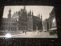 Louvain, Banque Nationale, Hôtel De Ville Et Place Foch  (Y4) - Leuven