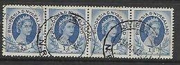 Rhodesia & Nyasaland,  LIVINGSTONE N.RH(ODESIA) 13 MAR 1961 C.d.s. - Rhodesia & Nyasaland (1954-1963)