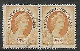 Rhodesia & Nyasaland,  G.P.O. CHINGOLA  13 MY 58  C.d.s. - Rhodesia & Nyasaland (1954-1963)