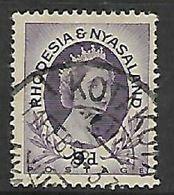 Rhodesia & Nyasaland,  KOTA KOTA 11 FEB 58  C.d.s. - Rhodesia & Nyasaland (1954-1963)