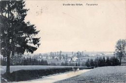 Cpa VIVILLE LES ARLON - Panorama - Arlon