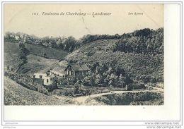 CHERBOURG SES ENVIRONS LENDEMER LES AJONCS CPA BON ETAT - Cherbourg